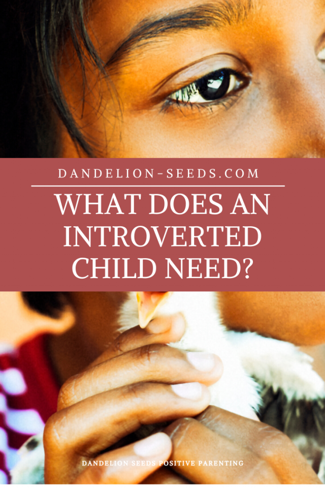 introverted child