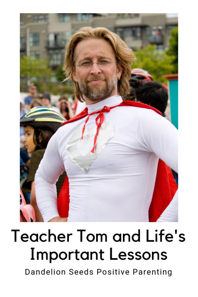 Teacher Tom