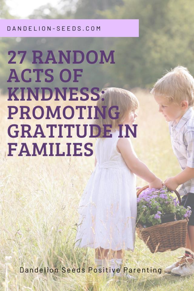 gratitude and kids