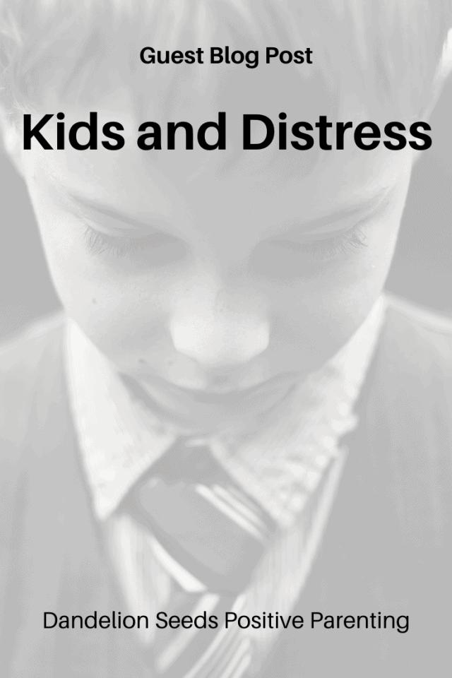 distress in kids