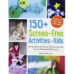 screen free parenting book
