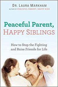 peaceful parent happy siblings